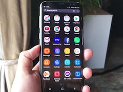 Samsung Galaxy S8, Galaxy S8+ Unboxing and First Look
