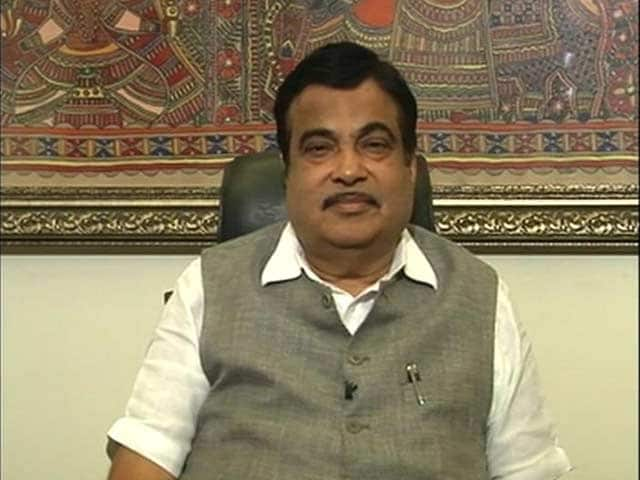 Video : Banning Lal Battis Will Start New Era Of New Politics: Transport Minister Nitin Gadkari