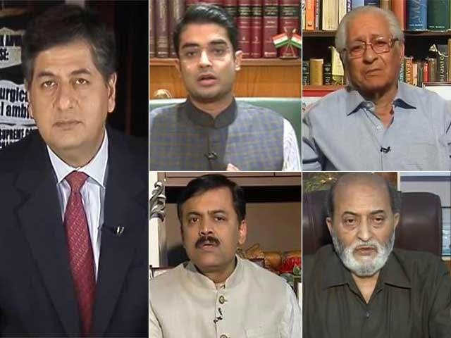 Video : 25 Years Later, Babri Back To Haunt BJP Veterans
