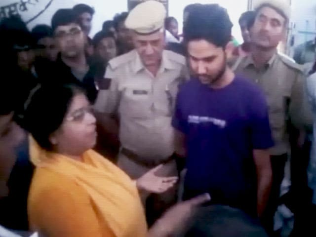 Video : In Custody For Alwar Killing, <i>Gau Rakshak</i> Told: 'They Are Like Bhagat Singh'