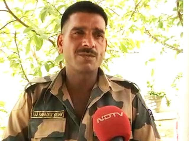 Video : Sacked BSF Jawan Tej Bahadur Yadav Was Inspired By PM Narendra Modi, Says Wife