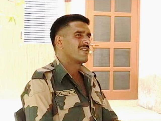 Video : Sacked BSF Jawan, Still In Uniform, Heads To Court. Lawyers Offer Help