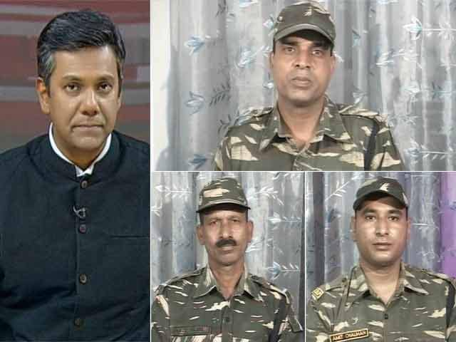 Video : Kicked And Abused, CRPF's Brave Jawans Recount Ordeal