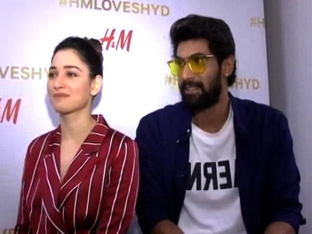 Video : <i>Baahubali</i>'s Rana Daggubati Got An International Film Offer