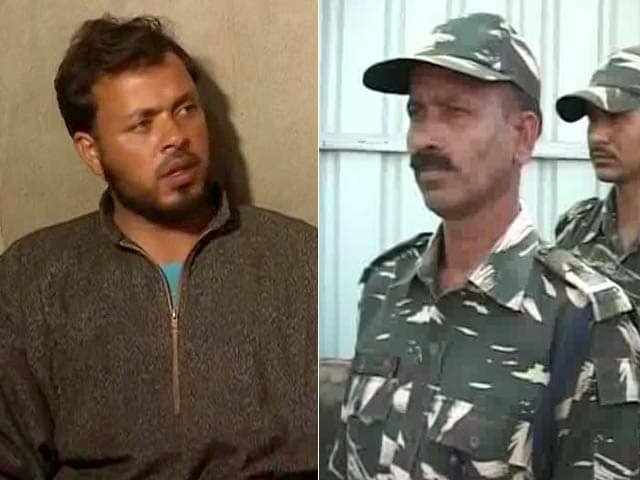 Video : Two Sides Of Forces In Kashmir: Abused Jawan Vs Human Shield