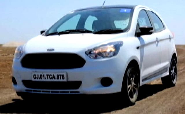 Video : Ford Figo Sport, Cartist And Ask SVP