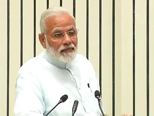 Video : PM Narendra Modi Shares Why He Banned Mobile Phones In His Meetings