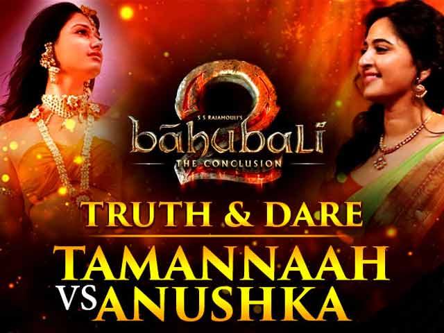 பாகுபலியை திட்டிய தமன்னா, அம்பு விட்ட அனுஷ்கா