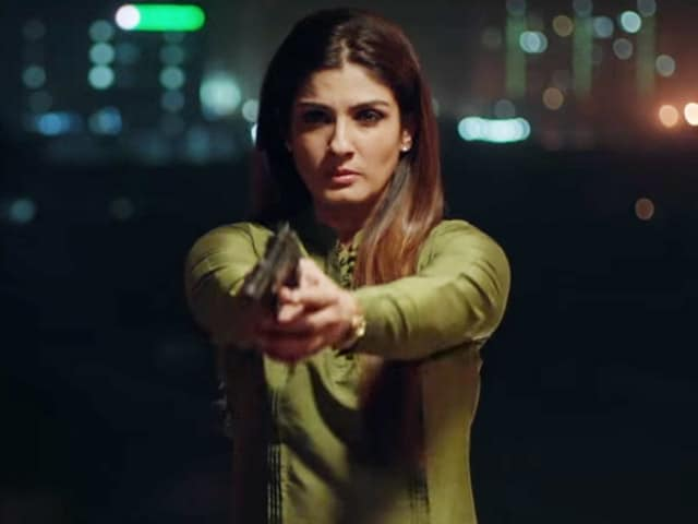 Videos : फिल्म रिव्यू: भावनाओं से भरी है रवीना की 'मातृ'