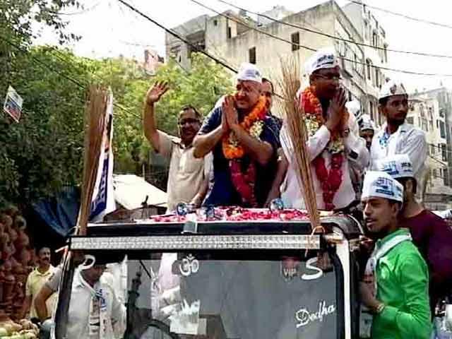 Video : इंडिया 9 बजे : कल दिल्ली में नगर निगम चुनाव