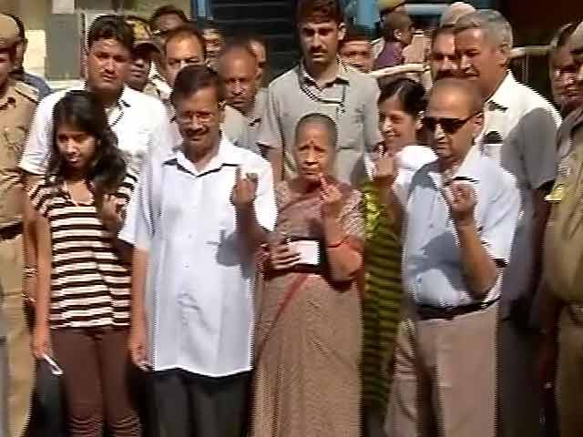 Video : MCD Election Results 2017: Has Delhi Turned Away From AAP?