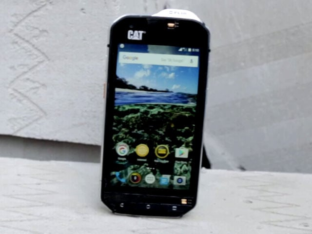 Video : Cat S60 Rugged Smartphone Review