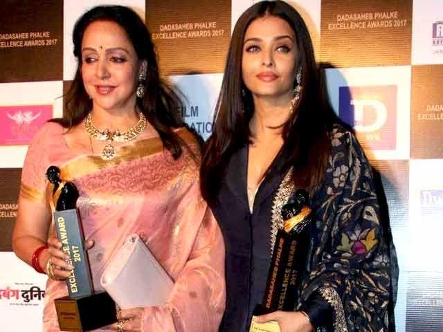Video : ऐश्वर्या राय बच्चन को दादासाहेब एक्सिलेंस अवॉर्ड