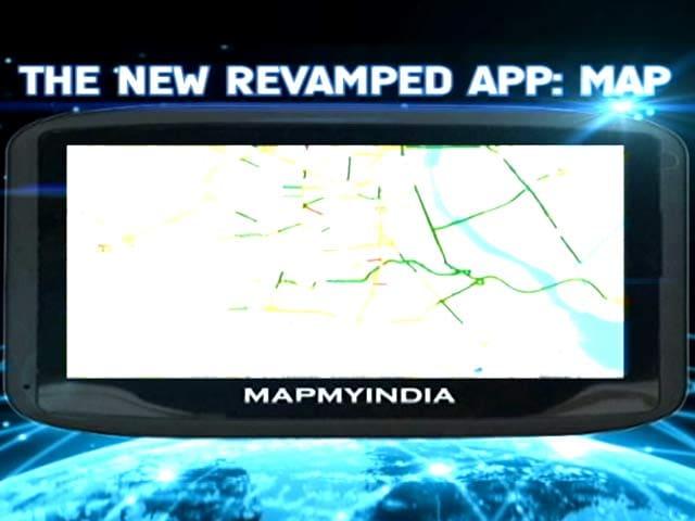 Video : MapMyIndia's Road Ahead