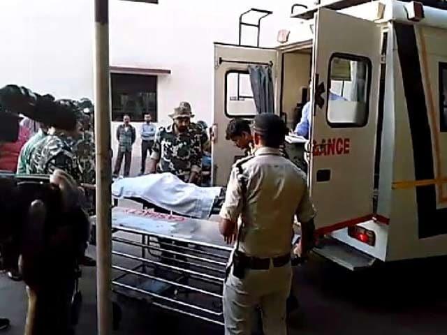 Video : GOOD EVENING इंडिया : छत्तीसगढ़ में नक्सली हमले में CRPF के 24 जवान शहीद