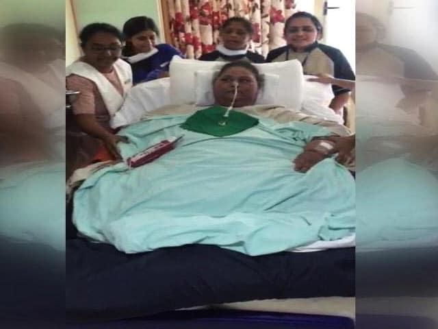 Video : इमान मलिक के वजन घटाने को लेकर किए जा रहे दावे गलत : बहन