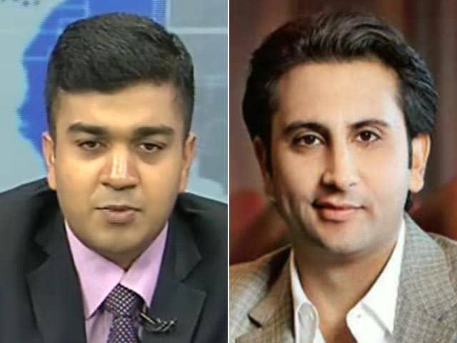Video : Rs 500 Crore Buy Out, Says Adar Poonawalla