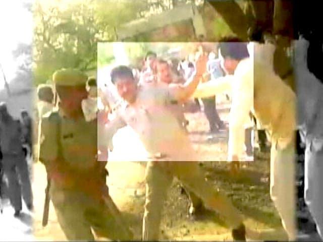 Videos : आगरा में पुलिस थाने पर हुए हमले की खुलतीं परतें