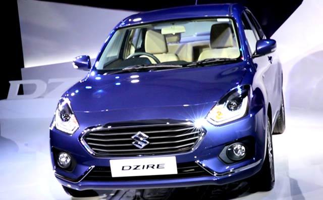 Video : New Maruti Suzuki Dzire: Interior, Features and Space