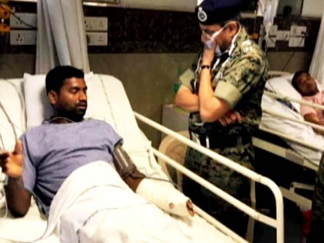 Video : '<i>Muh Tod Jawab</i>': How CRPF Jawans Fought Back Naxals To Save Civilian Lives