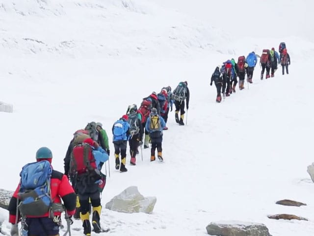 Video : The Indian Army's Operation Everest
