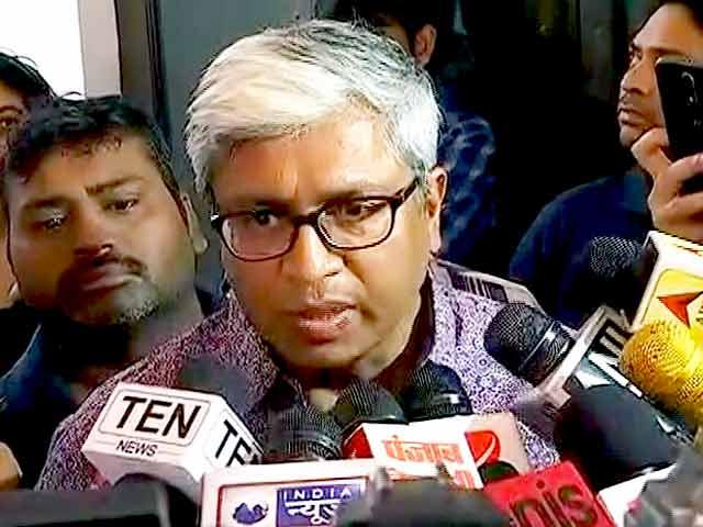 Video : आम आदमी पार्टी के नेता आशुतोष का बयान : खतरे में है भारतीय लोकतंत्र