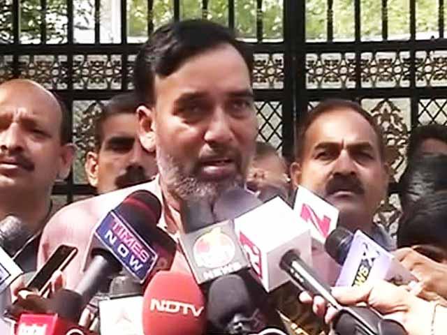 Video : बीजेपी की जीत मोदी लहर नहीं... ईवीएम लहर है : आप नेता गोपाल राय