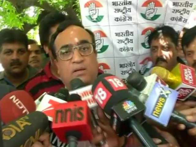 Video : With Congress At Bottom Of Delhi Pile, Chief Ajay Maken Quits