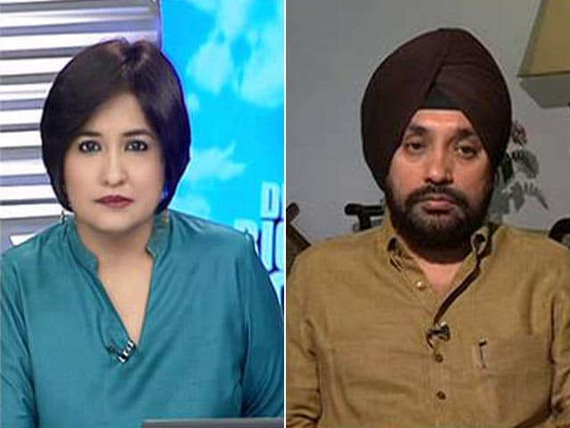Video : Financial Crisis Of MCD In last 3 Years Is Because Of AAP: Arvinder Singh Lovely