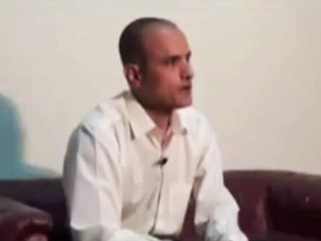 Video : Kulbhushan Jadhav's Mother Appeals Against Pak Death Sentence