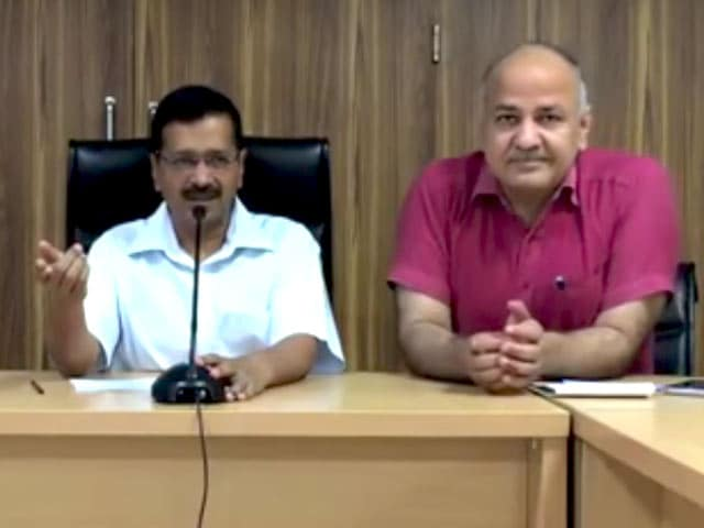Swear That You Will Not Leave This Party: Arvind Kejriwal's Baffling Oath