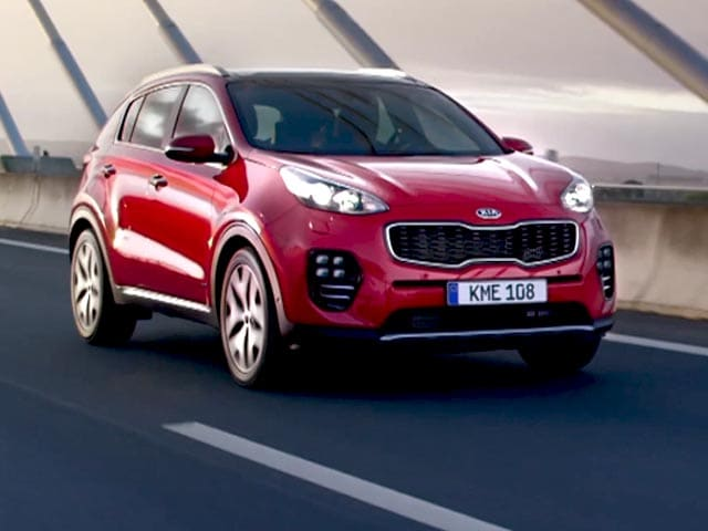 Video : Kia Motors' India Plans