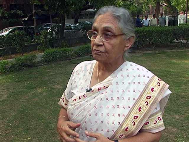 Video : शीला दीक्षित की कांग्रेस को नसीहत