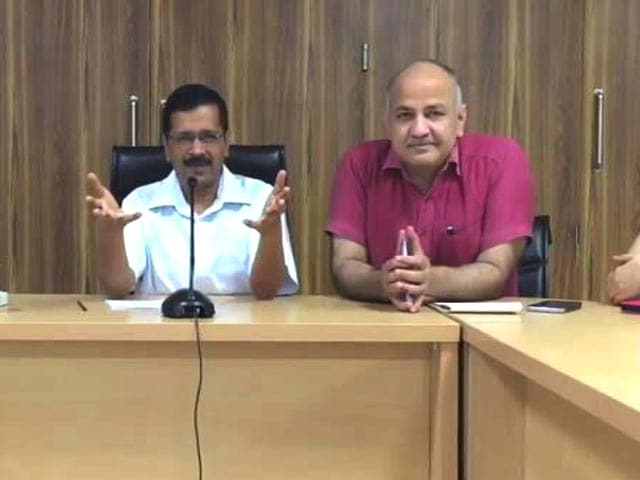 Video : In Meeting Till Midnight, AAP Weighs 'Reinventing' Itself, Mutes EVM Talk