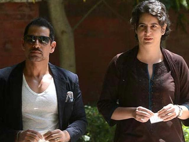 Priyanka Gandhi Vadra Says Nothing To Do With Robert Vadra's Finances