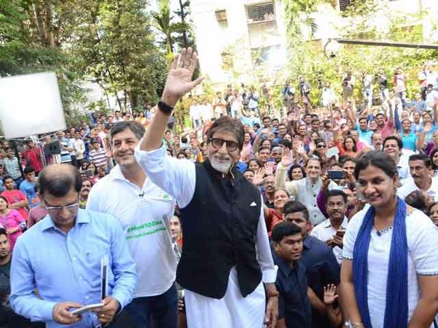 Video : Launch Of NDTV-Dettol Banega Swachh India Season 4