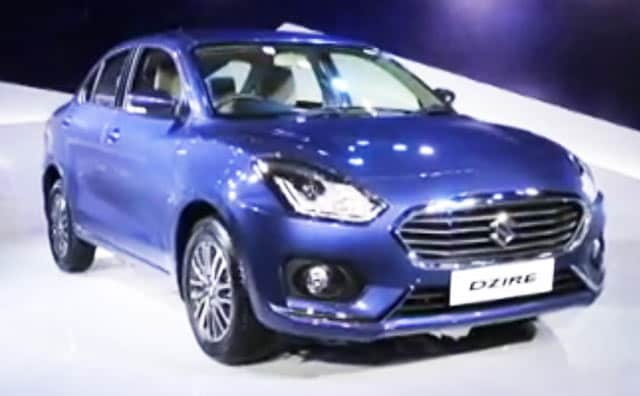 Video : New Maruti Suzuki Dzire and Tenneco's Clean Air Centre