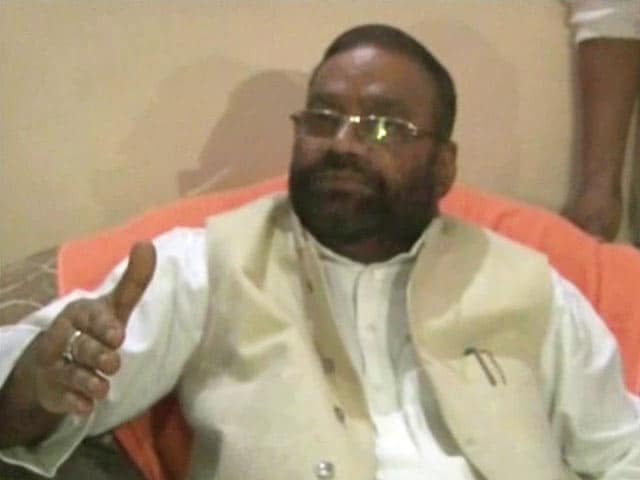 Video : Triple Talaq Used To 'Satisfy Lust', Says UP Minister, Sparks Controversy