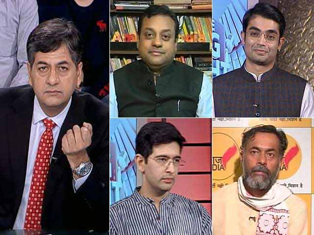 Video : The Big Fight: BJP's Winning Spree - Is It The Modi Factor?