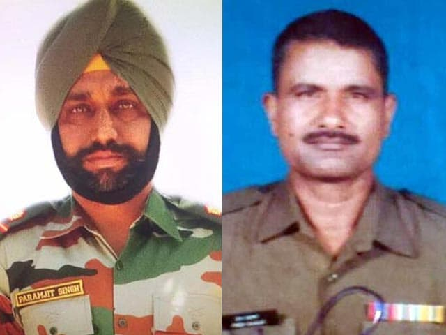 Video : Pak Kills, Mutilates 2 Indian Soldiers, Army Vows Revenge