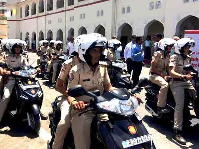 Videos : जयपुर का ऑल वीमेन स्क्वॉड, 52 महिलाओं के दल में सभी मार्शल एक्सपर्ट