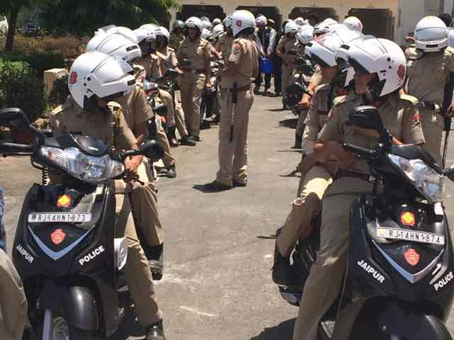 Video : Now, All-Women Squad In Jaipur To Make City Roads Safe