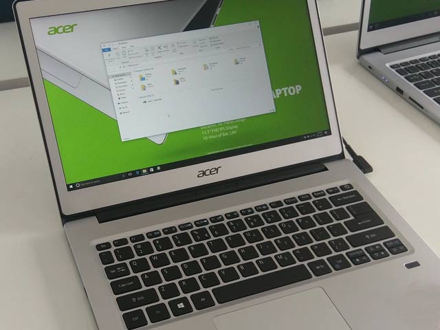 Video : Next@Acer:  Acer Unveils New Laptops and Gaming Products