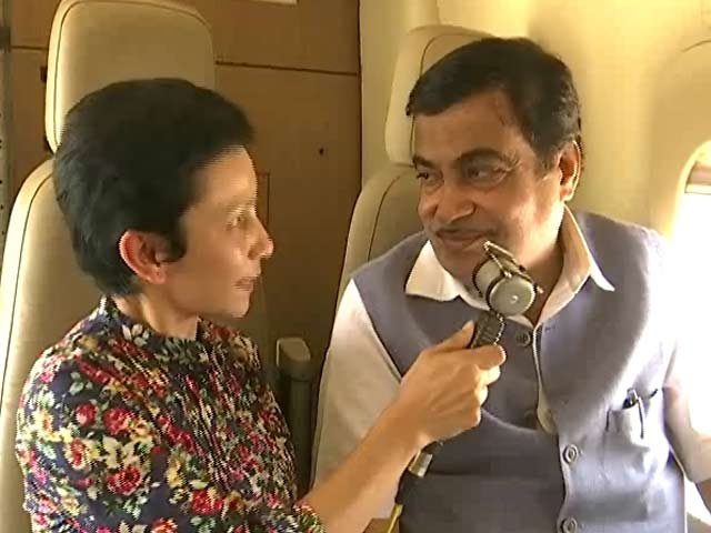 Video : Per Day Road-Building Target Remains At 40 Km: Nitin Gadkari