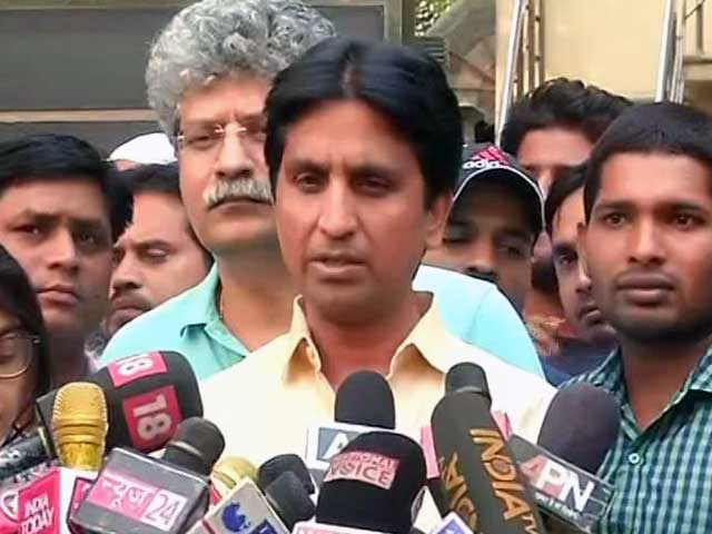 Video : Kumar Vishwas In Or Out Of AAP? Decision Today