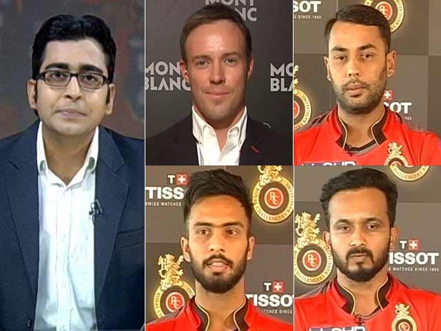 RCB Spirits Still High Irrespective Of Results, Say Team Player