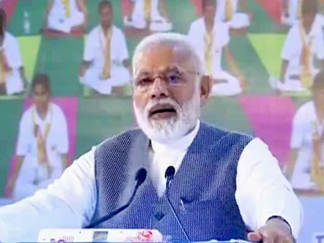 Video : PM नरेंद्र मोदी ने कहा-मुझे क्या करना है, ये रामदेव जी ने बताया