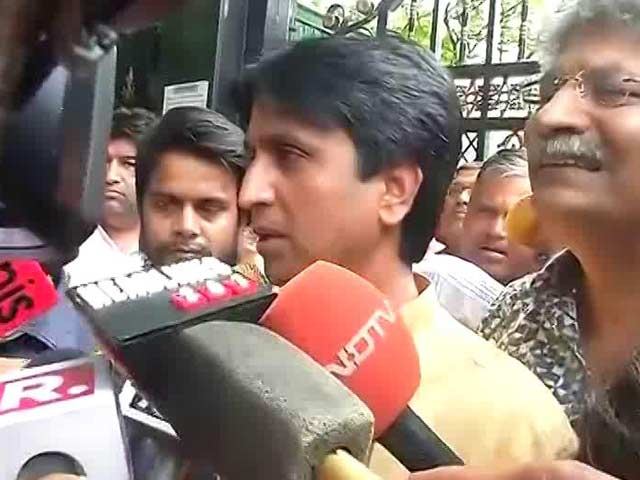 Video : AAP Crisis Averted. Kumar Vishwas Says He Is Not Quitting