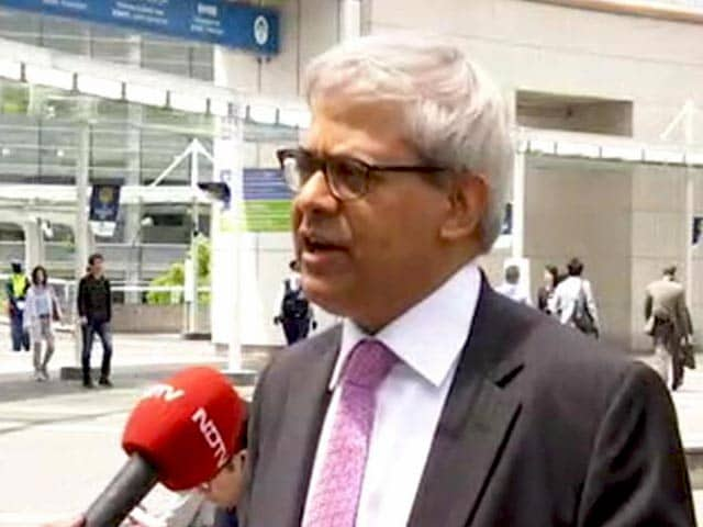 Video : Solid Macro Data, Reforms Momentum To Push India's GDP: Bejoy Das Gupta