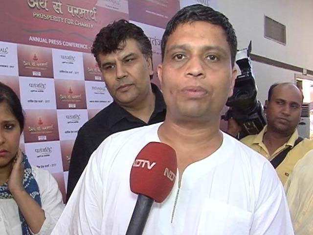 Video : Patanjali Targets 20,000 Crore Turnover